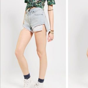 Urban Outfitters BDG cutoff Lou shorts Size 27